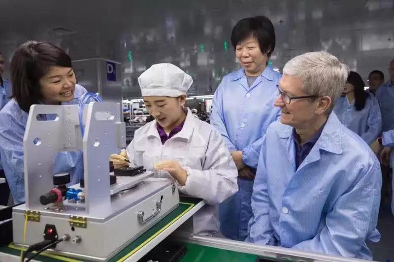 苹果供应链龙头公司遭美国337调查,立讯精密回应:不影响公司生产经营|钛快讯