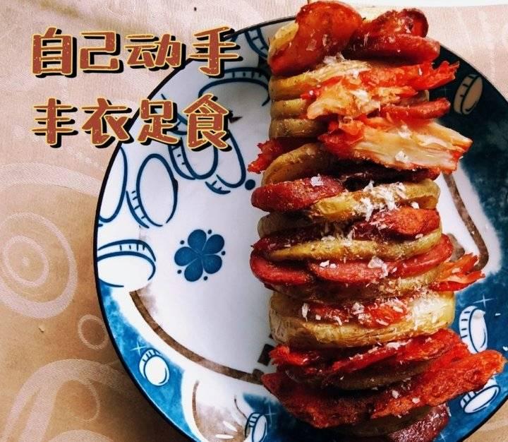 寒假生活 山东管理学院付亚楠:假期也要好好吃饭