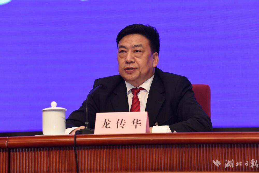 """龙传华委员:""""十四五""""湖北将新建成900公里高速公路 4座长江大桥"""