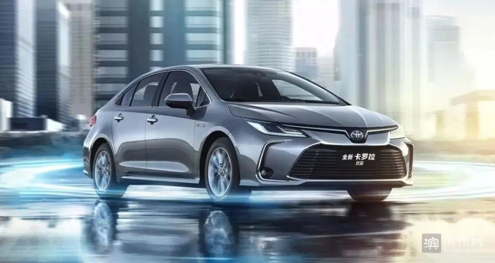 一汽丰田5款新车上市时间确定,冲击92万年销量目标