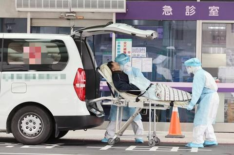 台湾一夜紧急隔离5000人引恐慌 究竟咋回事?