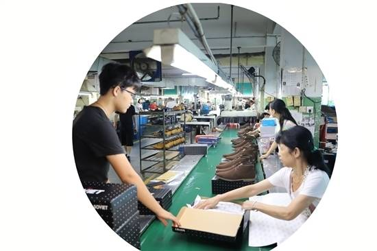 石林鞋业成温岭首家国家高新技术鞋企!老板一年花六七百万元研发出近千款新品