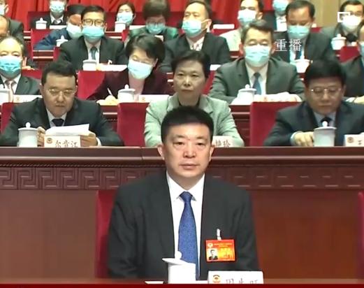 辞去武汉市长的周先旺,当选湖北省政协副主席