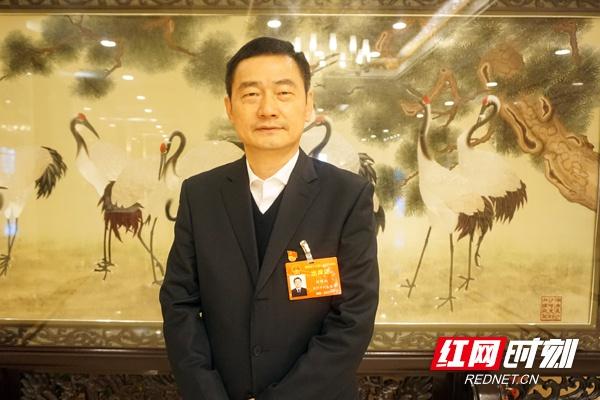 代表好声音丨刘明权:完善园区亩产税收机制 促进园区高质量发展