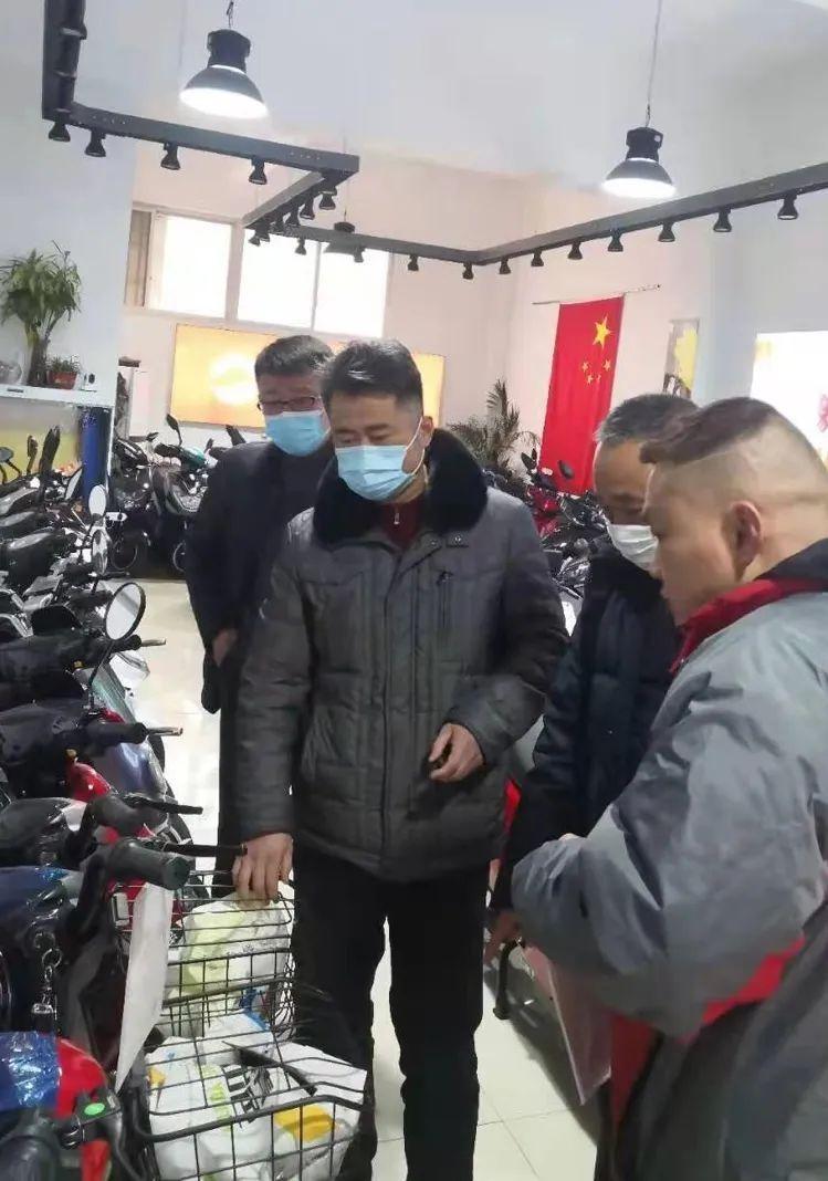 蚌埠市市场监管局开展电动自行车强制性国家标准实施专项执法检查