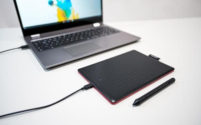 Wacom 数位板已在 Chromebook 上可用