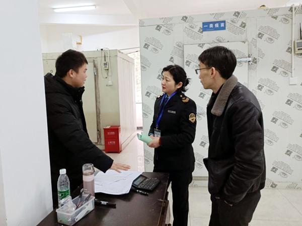 泸州市市场监管局开展新冠疫情防控药品专项整治工作