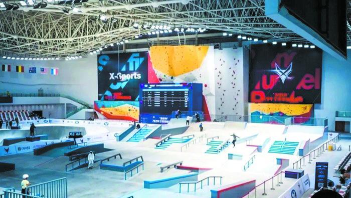 宋江武校滑板运动员 全国大赛获佳绩