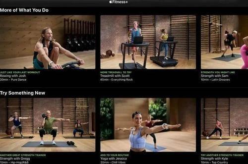 苹果向Apple Fitness+推出全新功能 鼓励用户步行出行