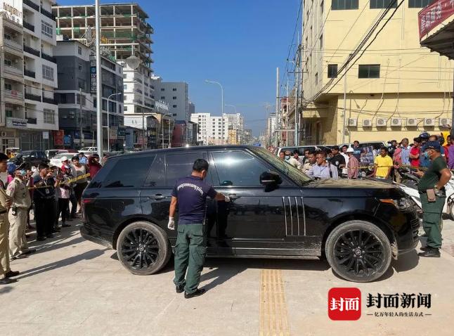 中国男子疑因生意纠纷在柬埔寨被枪手射杀 警方已抓捕3名嫌疑人