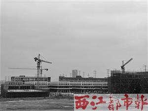 推进国际家居博览中心建设