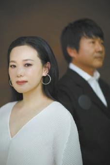 栾树、咏梅夫妇首度合体推出歌曲《一江水两只鹅》