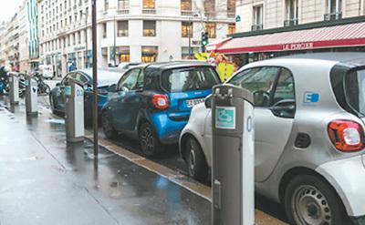 多国电动汽车产业快速发展(环球热点)