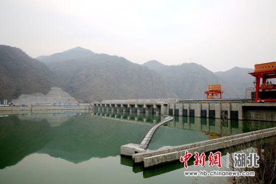 汉江郧西孤山航电枢纽全部机组投产发电