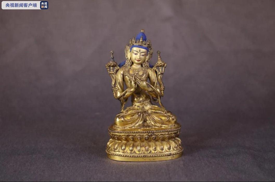 布达拉宫牵手秦始皇帝陵博物院 百余件西藏文物即将亮相