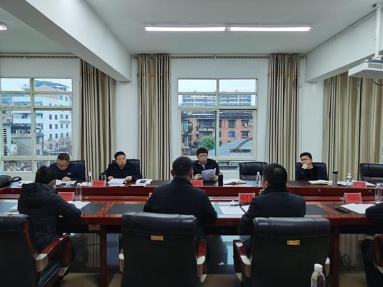 黔东南州抓部署强调度 力促首季招商开门红