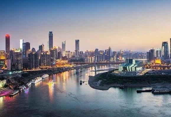 """上游•互动丨""""开放两江、智慧之城与区域价值""""主题征文丨张庆忠:智慧之城 耀眼品牌"""