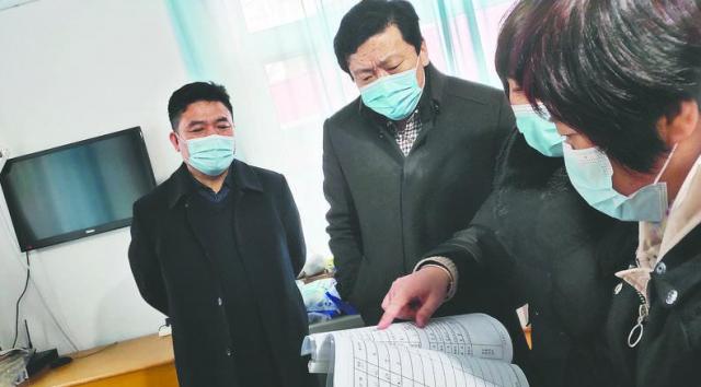 第四督导组在长岛综试区开展疫情防控督查