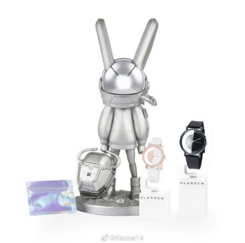 得物独家首发KLASSE14太空育种腕表潮玩礼盒 全球限量200个