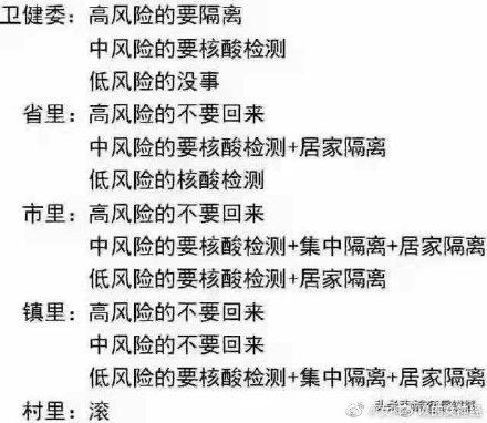 新华网:返乡政策禁止层层加码,一些地方该纠偏了!图片
