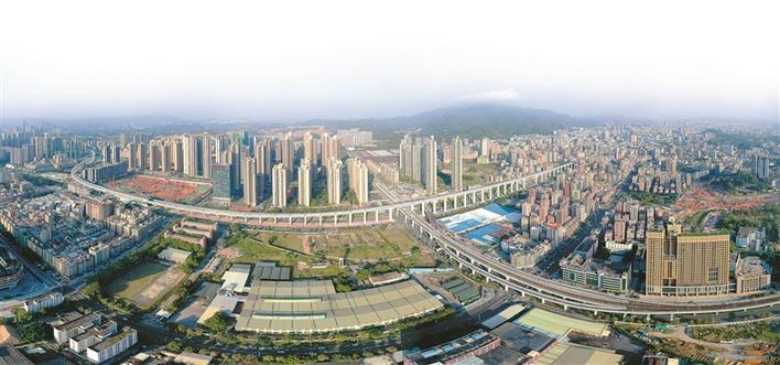 """深圳发布""""十四五""""交通运输发展目标 推动湾区交通一体化"""