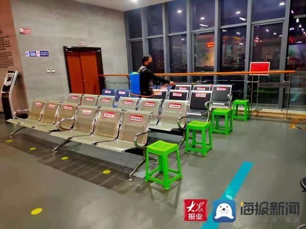 """邹平市行政审批服务局""""六个强化""""提升大厅疫情防控水平"""