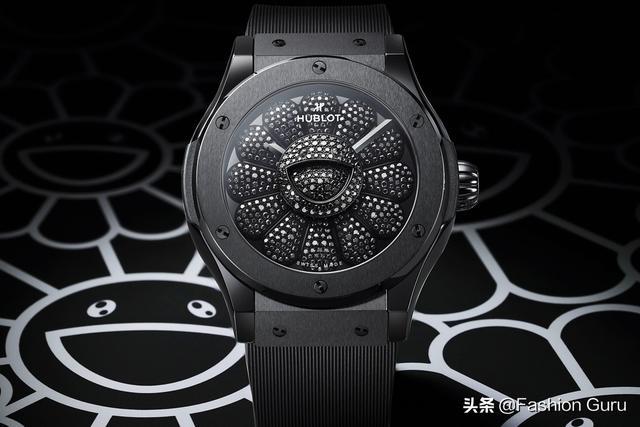 村上隆 x Hublot 全新联名腕表正式发布