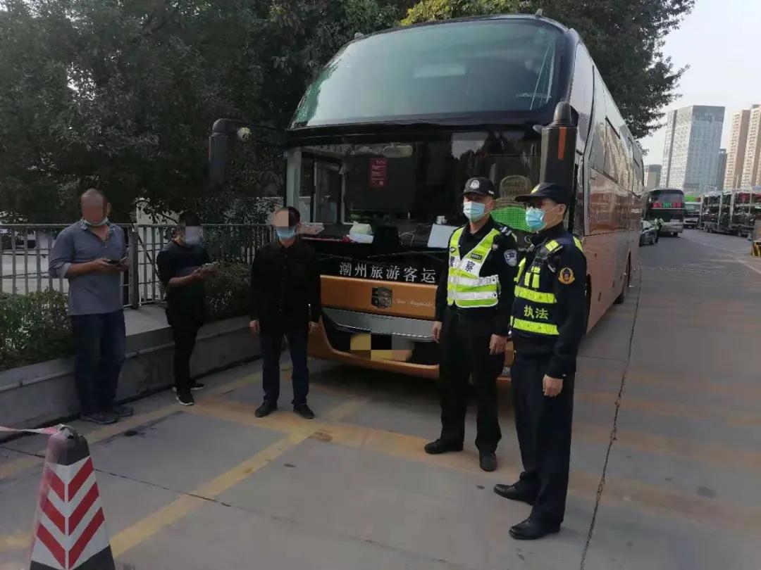 客运车辆违停拉客、司乘人员未系安全带……