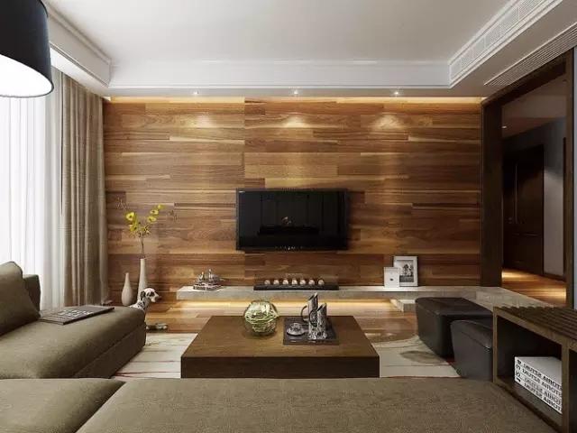 意想不到的神奇效果,136平米的三居室,简约风格只花了12万,太值了!