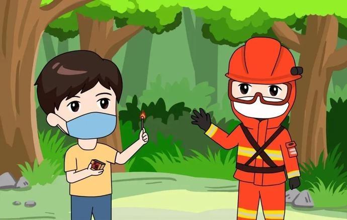 森林防火,这些常识需牢记!