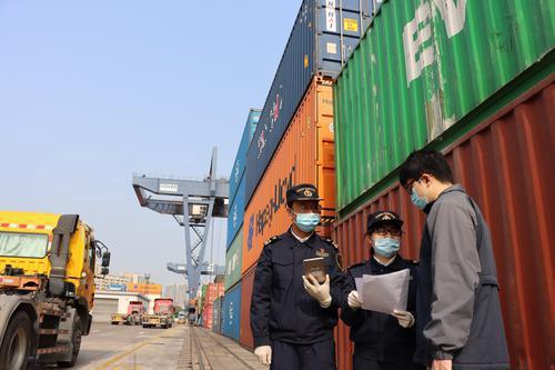 2020年江门外贸进出口值实现正增长
