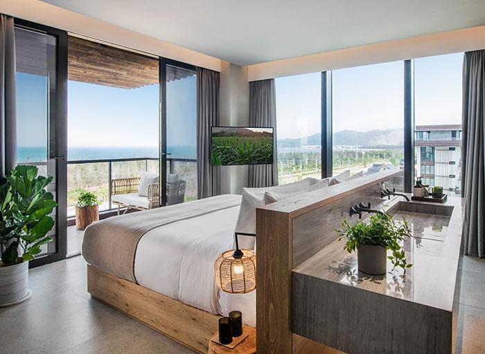 """践行可持续发展理念,三亚海棠湾阳光壹酒店呈现""""源于自然""""的酒店设计和餐饮方式"""