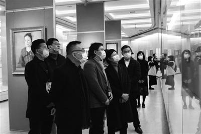 瓯海博物馆 推出中外名家书画展