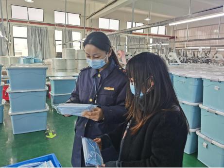 """天台县市场监管局开展""""亮剑2021-春雷"""" 产品质量专项监督抽查"""