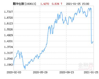 鹏华盛世创新混合(LOF)净值下跌2.03% 请保持关注