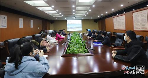 南昌市洪都中医院举行国自然基金项目申报培训会