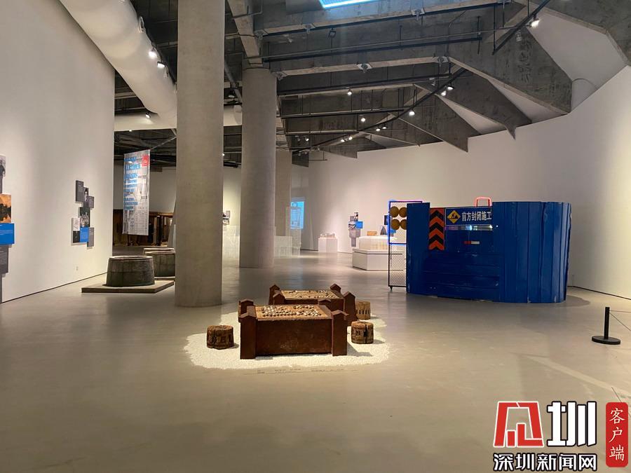 """12位艺术家用作品诠释""""围屋之变"""" 深圳这个展览免费开放市民可预约前往"""