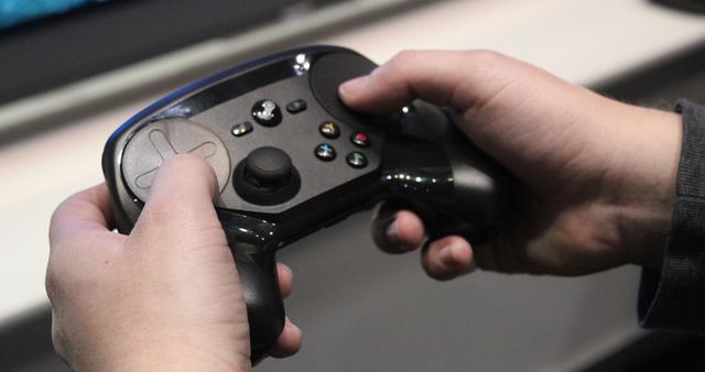 V社遭手柄制造商指控 Steam手柄涉嫌侵犯专利