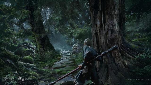 游戏里动画特效爆裂的名场面,黑神话传说齐天大圣高水平,这个比影片还精彩纷呈|战神遗迹