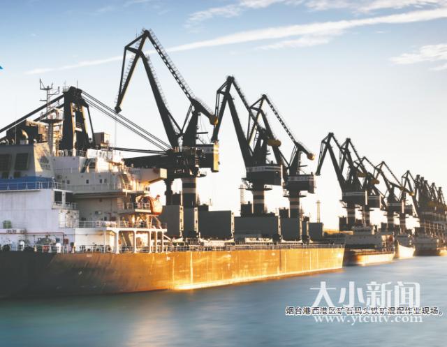西港区自动化升级改造项目相继投入运营
