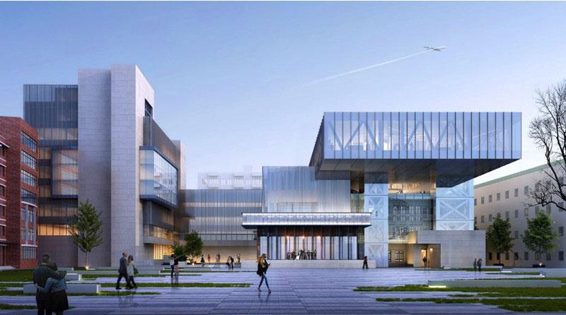 中国举重博物馆一期项目招标成功,预计今年9月亮相!