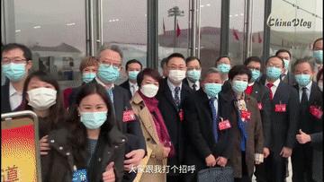 中国Vlog|港青委员带你体验上海两会
