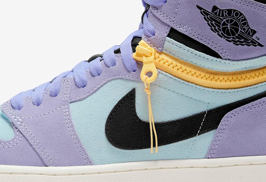 一双鞋的价格同时拥有高低帮!全新玩法 Air Jordan 1 发售在即!