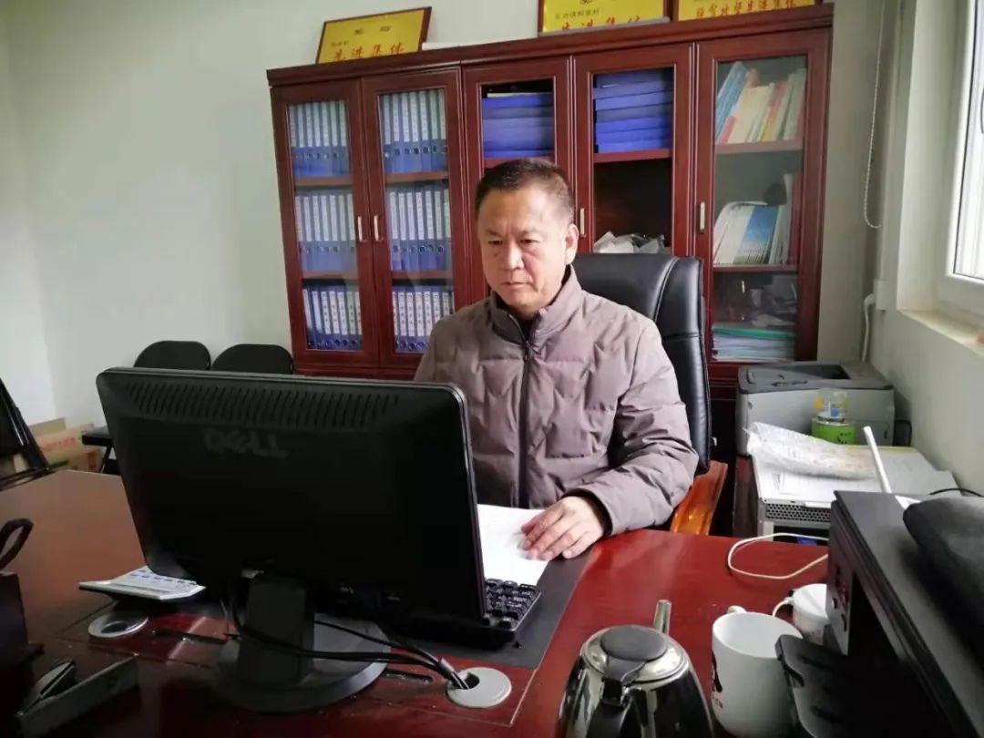讲脱贫故事 | 杨宽亮:为阳城柳泉敲开幸福的门
