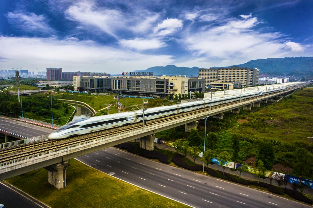 高新区风景 图:重庆高新区微讯
