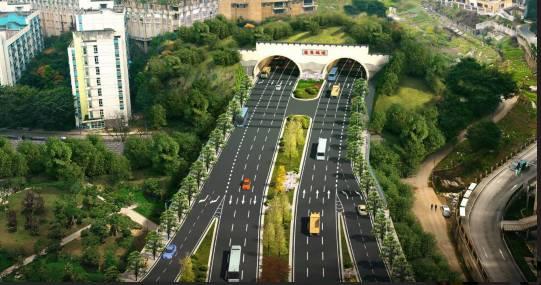 【看区县】定了!巴南这条隧道上半年动工图片