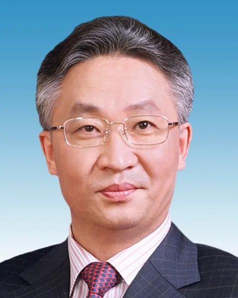 张国清当选辽宁省人大常委会主任(图/简历)图片