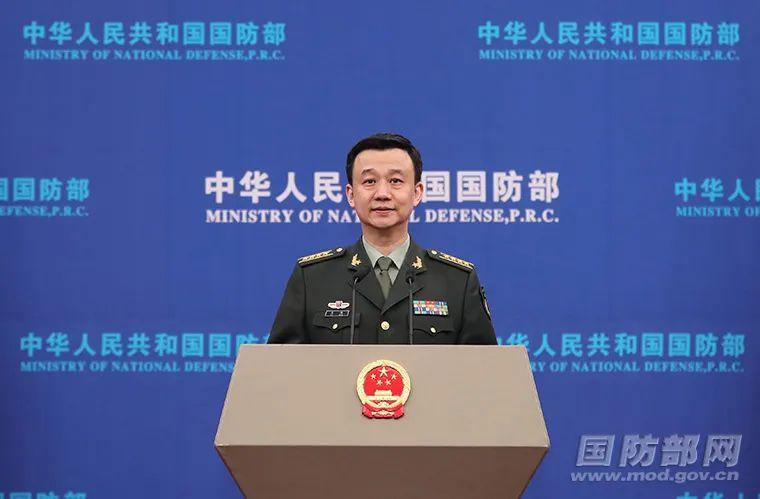 """外媒震动:这是""""北京在台湾问题上最为直白的言论""""图片"""