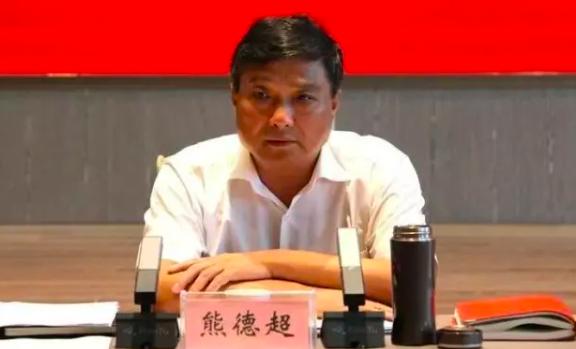 安徽阜阳市人大常委会原副主任、颍上县委原书记熊德超,获刑13年图片