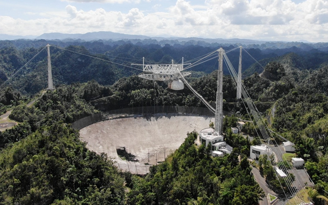 """看见宇宙边缘:""""中国天眼""""让全球科学家大开眼界图片"""